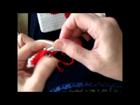 Как се плете на една кука, 5 ч