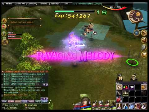 Atlantica Online TBS mission: No Safe Harbor with Fritz, solo run in squad mode 2/3