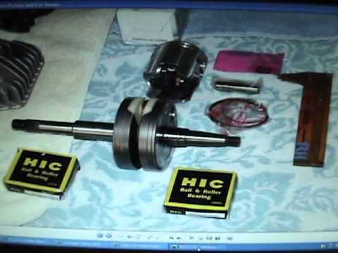 HOW TO BUILD A 120CC DIO RACE ENGINE STEP BY STEP (step 1)