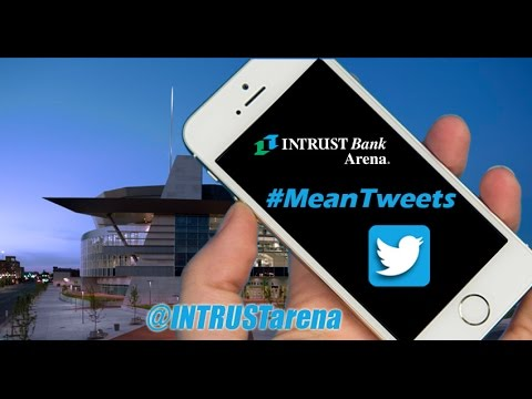 INTRUST Bank Arena Employees Respond to Mean Tweets
