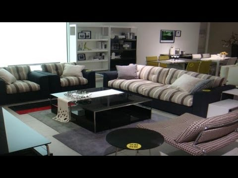 Sillones living como decorar un living youtube for Sillones pequenos baratos