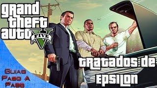 Grand Theft Auto V Localización De Los Tratados De