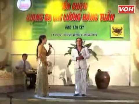 VOH Media   NS Tiểu Linh   Kim Thoa giao lưu với chương trình 12 01 2012