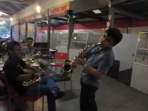 Know you by Heart - Cover by AllNaek Nababan dari Rumah Tiup Tina Saxophoneaxa