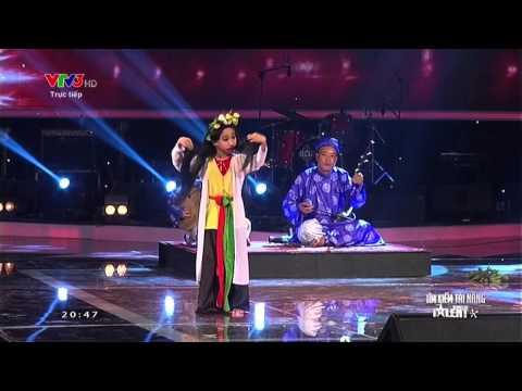 VIETNAM'S GOT TALENT 2014: VÒNG CHUNG KẾT - ĐỨC VĨNH - XÚY VÂN GIẢ DẠI [FULL HD]