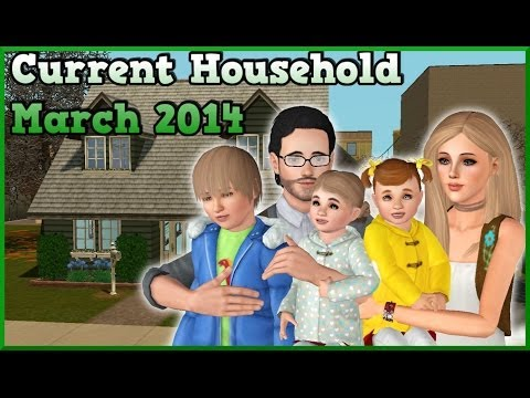 Current Household : March 2014