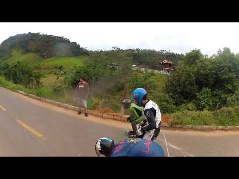 Quartas de Finais - Raw Run - Circuito Partiu Downhill de Skate Speed - 4ª etapa - Guarapari - ES