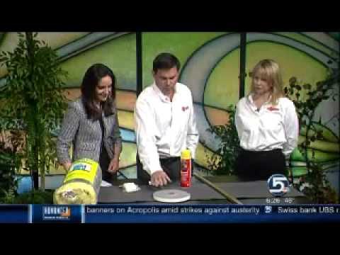 Mr. Handyman Salt Lake City KSL News 5-4-2010 youtube.MP4