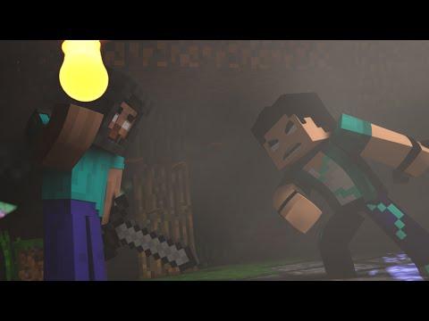 Rap Minecraft Paraíso | Ft TAUZ (Minecraft Animation)