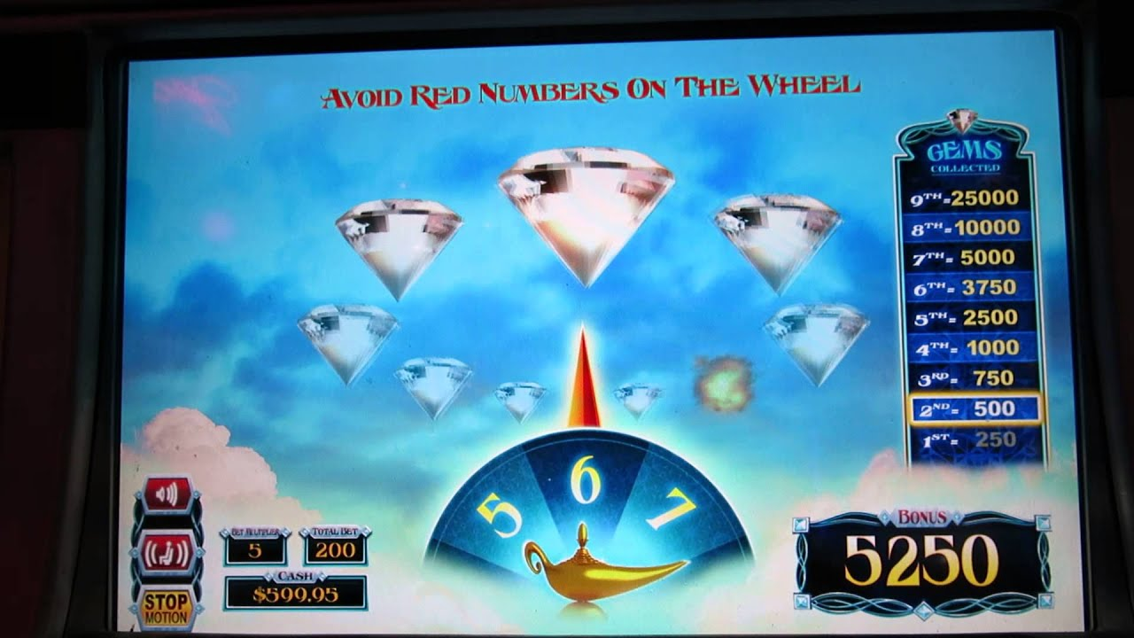 Play Magic Lamp free video slot game from WM without the need to register, download or install anything.I Dream Of Jeannie Magic Carpet Ride Slot Machine ...