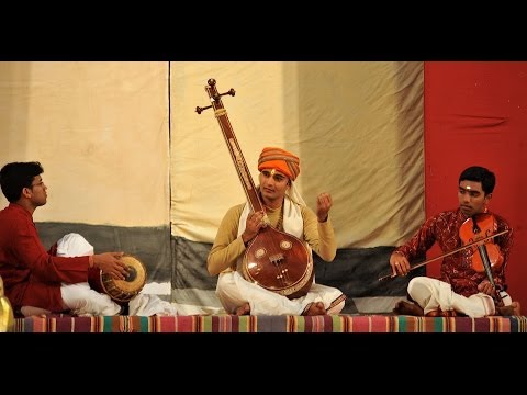 Bhaktha Thyagaraja - Drama by Students of SSSIHL, Brindavan Campus - 13 Jan 2014