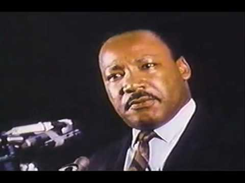 "Martin Luther King's Last Speech: ""I Have Been To The Mountaintop"""