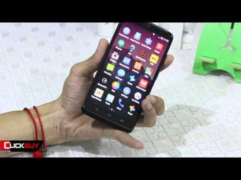 Motorola Droid Turbo Review - Hiệu năng tốt, màn đẹp, pin cực trâu - Clickbuy's channel