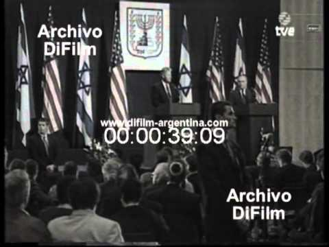 DiFilm - Bill Clinton en Jerusalen (1996)