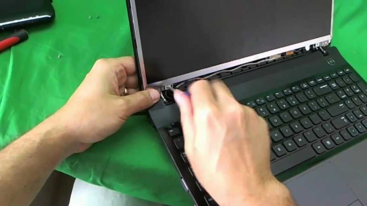 hp laptop fan replacement instructions