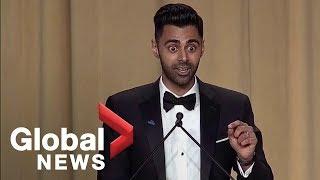 Hasan Minhaj White House Correspondents' Dinner full monologue