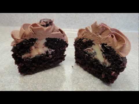 Excellent chocolate cake AND chocolate espresso cupcakes