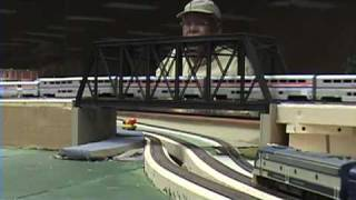 Amtrak's California Zephyr, 1995, CIRC Layout