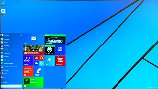 C NET - Take a look at the Windows 10 Start menu