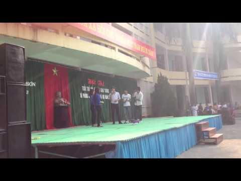 Màn chào hỏi ATGT 2013 - Giải Nhất - Trường CĐ Tài nguyên và Môi trường miền Trung