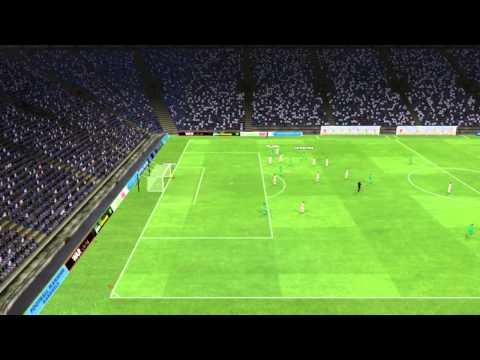 Gladbach vs Stuttgart - Younes Goal 7 minutes