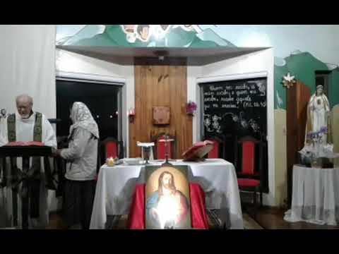 Santa Missa | 05.06.2020 | Sexta-feira | Padre José Sometti | ANSPAZ