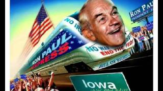 Ron Paul Express ~ Mule Train ~ Boxcar Willie