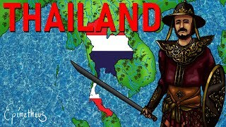 The History of Thailand Explained in 5 minutes