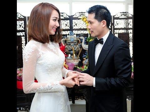 Lễ rước dâu Ca sĩ - diễn viên Ngân Khánh cùng Chú rể Việt Kiều