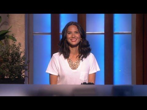 Olivia Munn Can Beatbox