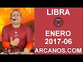 Video Horóscopo Semanal LIBRA  del 5 al 11 Febrero 2017 (Semana 2017-06) (Lectura del Tarot)