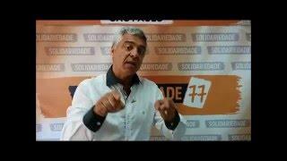 Major Olímpio comenta seu protesto contra a posse de Lula