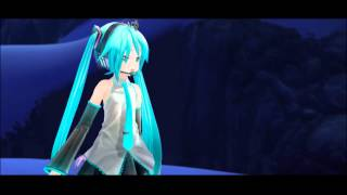 "【MMD】 ""Let It Go""/Miku Hatsune Full Version"