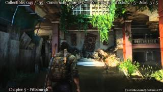 The Last Of Us All In One Collectibles Incl. All