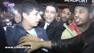 فيديو جديد لإيهاب أمير من مطار محمد الخامس..غير شوفو و حكمو | بــووز