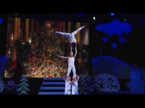 acrobats,men's four