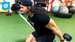 Explosive Workout Routine for Athletes | Raynor Whitcombe, Team Beast Athlete