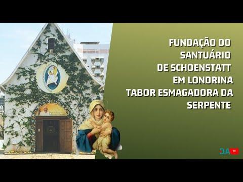 Fundação do Santuário Tabor Esmagadora da Serpente em Londrina