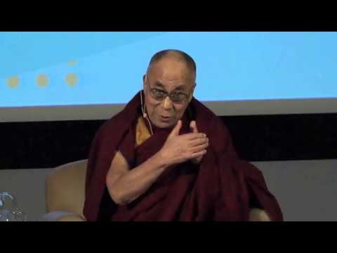 His Holiness The Dalai Lama Talk to Tibetan Community In New York
