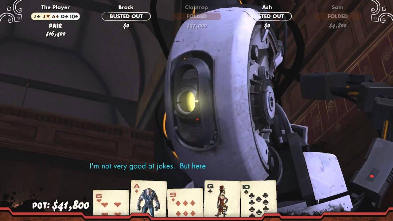 Poker night 2 glados quotes