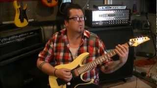 How To Play Mista Bone By Great White On Guitar By Mike