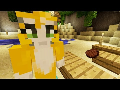 Stampy And Squishy : Cave Den Stampy 3 - Minecraft Xbox - Cave Den - Zombie Pinball (3)