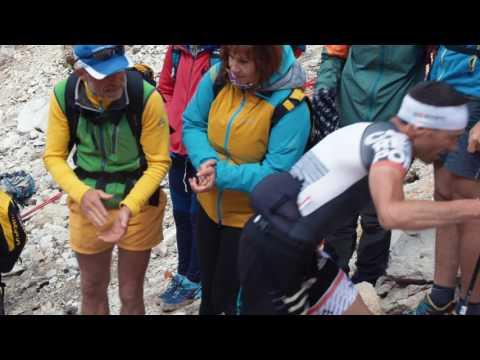 Copertina video La 20ª Dolomites SkyRace