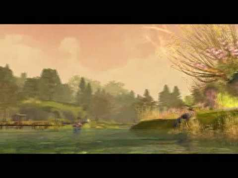 Видео: Aion - Elyos Song - Wonderful Land