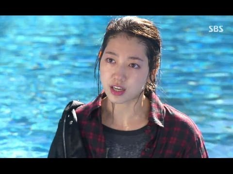 '너 나한테 죽었어' 박신혜, 김우빈에게 경고 @상속자들 11회
