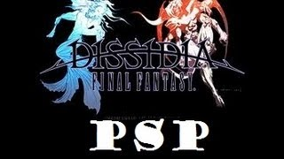 Descargar Dissidia Final Fantasy Para PSP En Español Iso