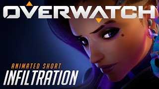 "Overwatch - Animated Short - ""Infiltration"""