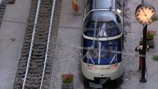 Modellbahn Führerstandsmitfahrt GoldenPass Panoramic Eisenbahn