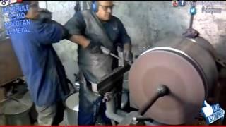 Cómo se fabrica una olla de aluminio