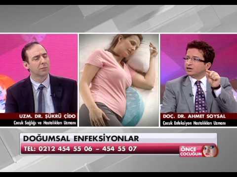 Doğumsal Enfeksiyonlar - Önce Çocuğum 29 Mart 2013